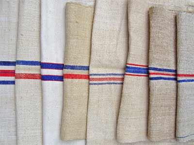 transylvanian images - striped fabric
